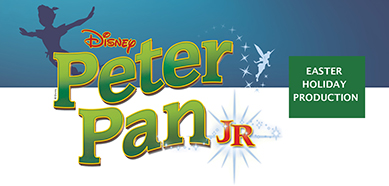 Peter Pan JR Easter Holiday Production